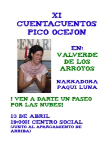 Paqui Luna en Valverde abr 2013